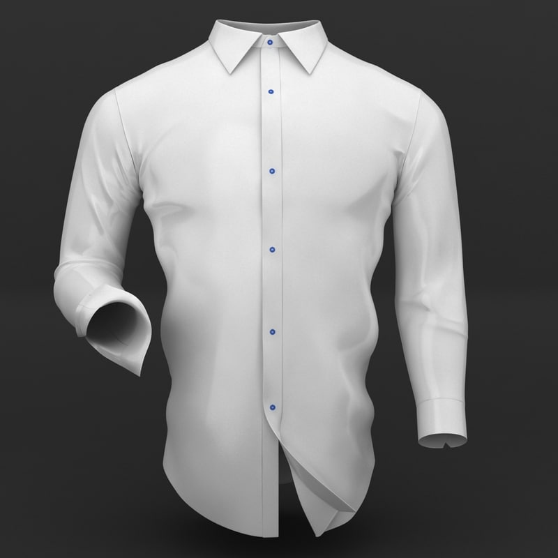 3ds max shirt