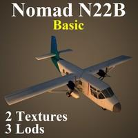 3d model gaf n22b lay