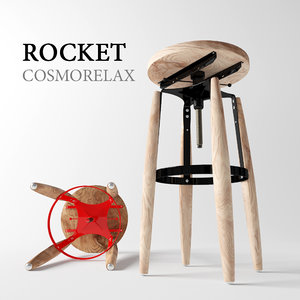 bar stools rockets max