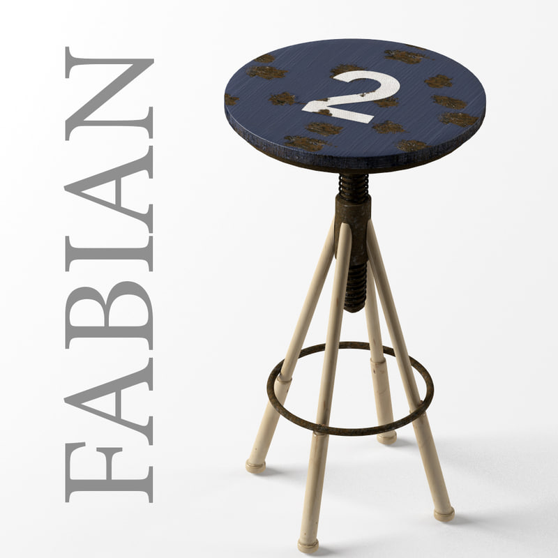 bar stool fabian max