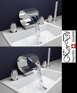 maya water blender