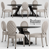 3d chair table rea