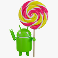 android lollipop 3d max