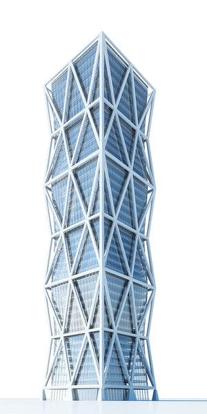 max contemporary skyscraper