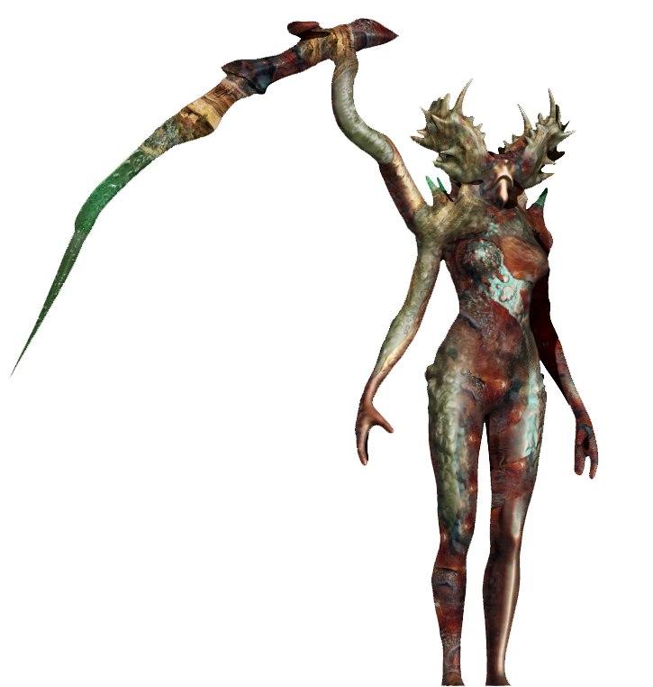 demon poison 3d x