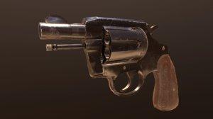 3d colt detective special 38