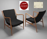 3d max chair 1945