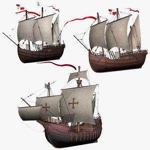 columbus ships max