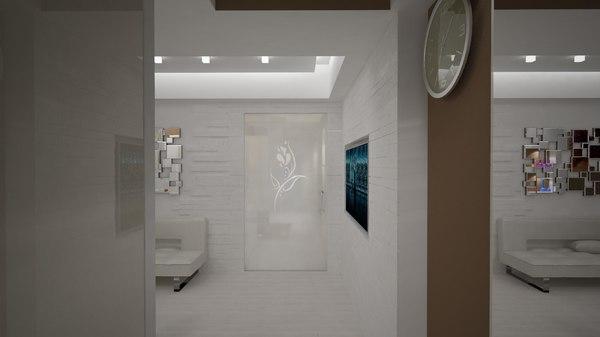 3d apartament 1 model