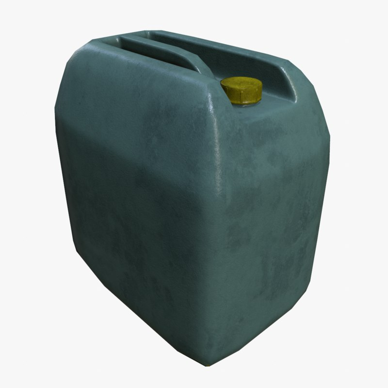3ds max chemical container