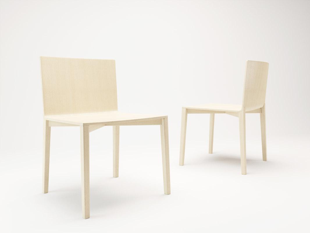 3d corona poliform chairs draw