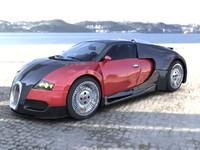 veyron 3d 3ds