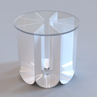 Roche Bobois - Iride end table