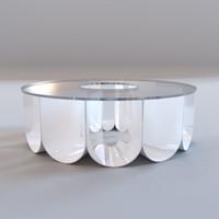 Roche Bobois - Iride coffee table