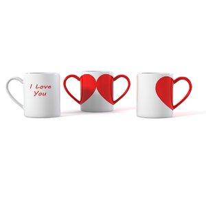 3d cups set