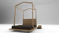 the HOME bed by DESIGNFactory