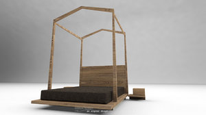 max design designfactory bed
