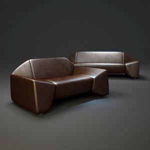 modern-essenza-sofa 3d max