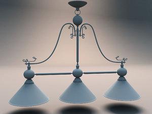 3ds snooker lights