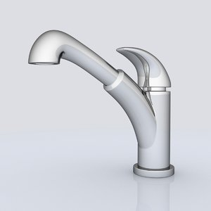 c4d water tap