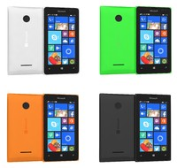 model microsoft lumia 435