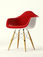 armchair daw 3d max