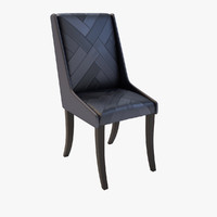 chevron chair fbx