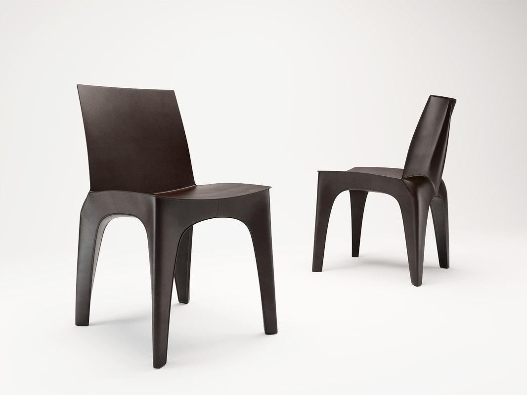 poliform chair bb max