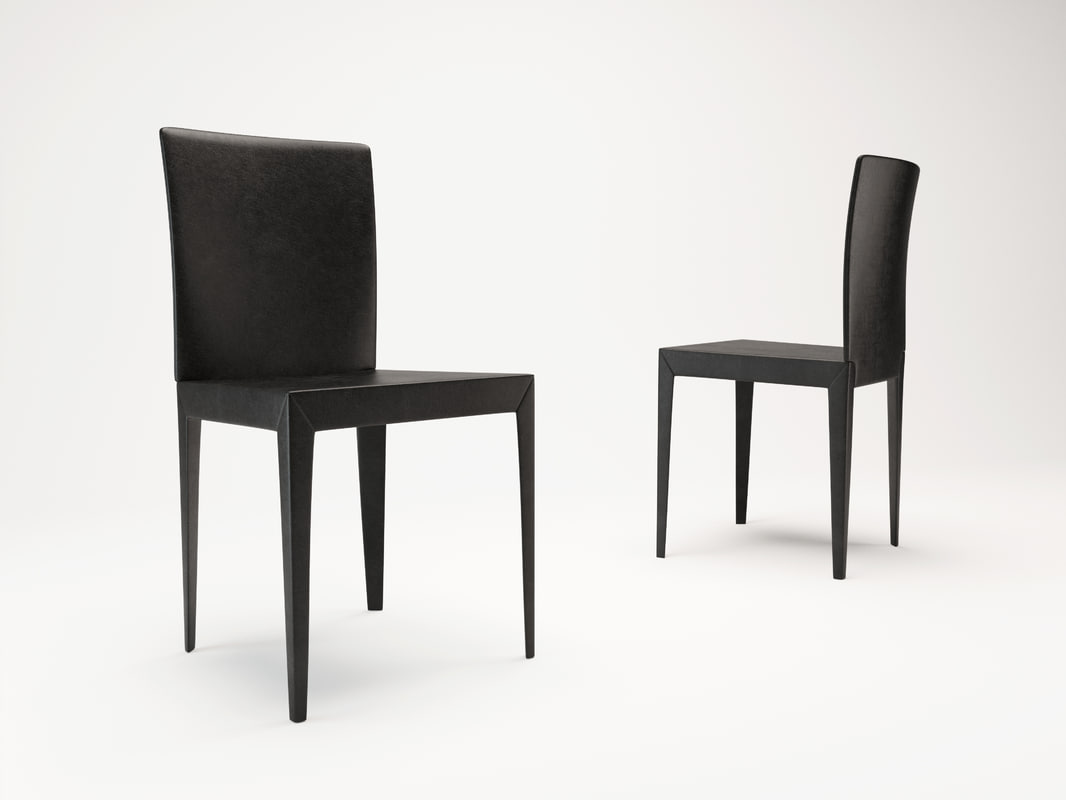 poliform chair scacchi max