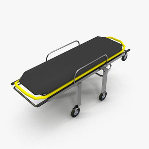 3d model stretcher