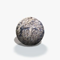 Crushed Shells Seamless Texture