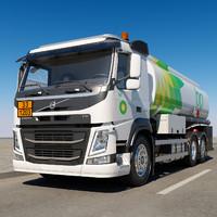 Volvo FM 6X2 Tanker