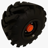 Tractor/Offroad Truck Tire
