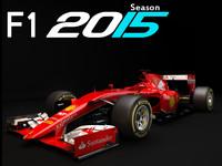 Ferrari SF15 T 2015