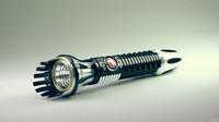 3d model lightsaber light