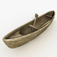 Houri Canoe Boat