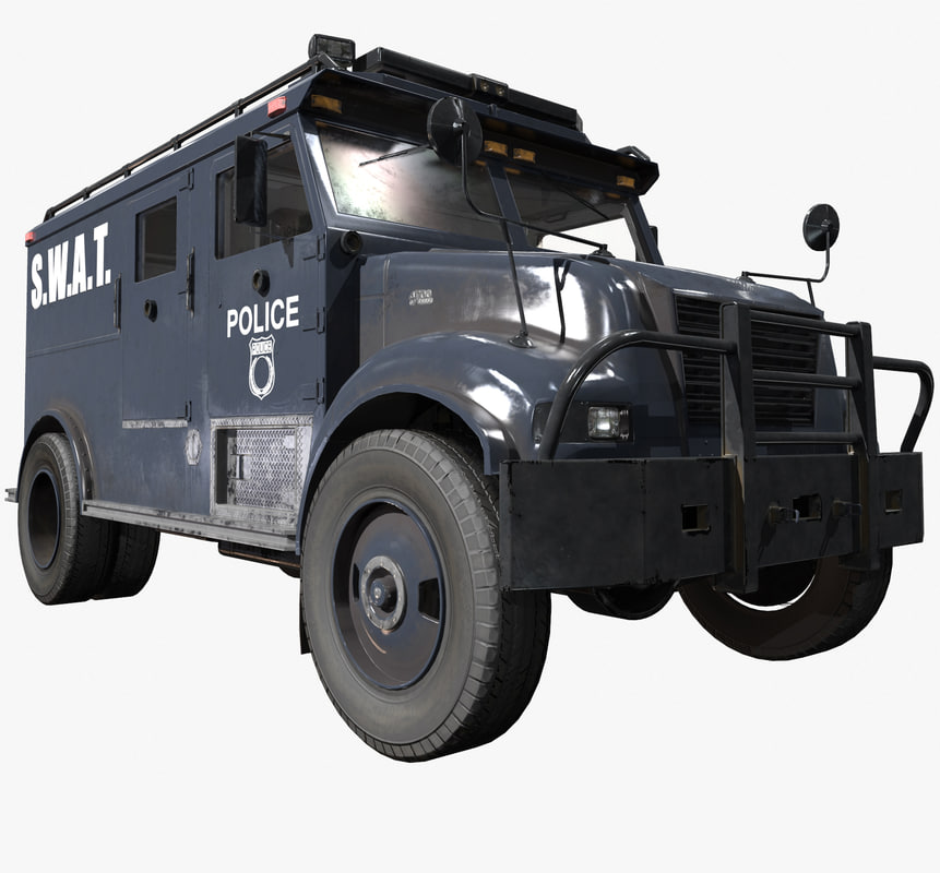 3ds max ready swat