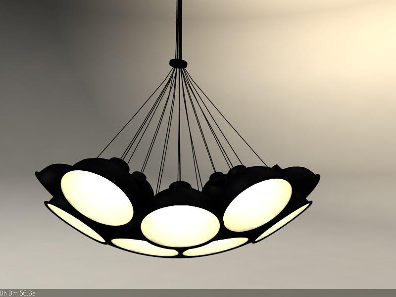 3d lux lamp