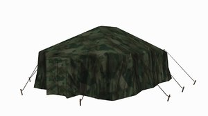 max military tent