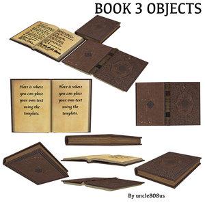 book obj