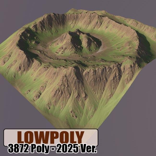3ds max mountain maps terrain