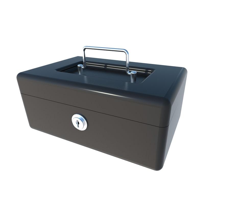 box safe fbx