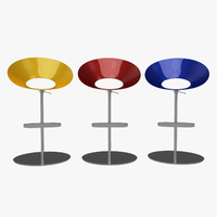 3d bar seat steel fiber