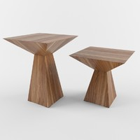 coffe table theo cattelan italia