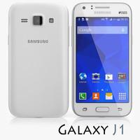 Samsung Galaxy J1 White