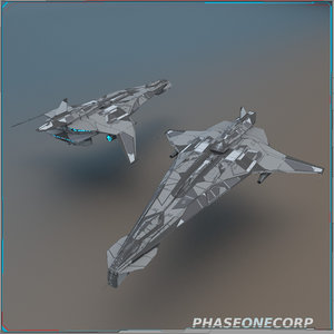 obj spaceship