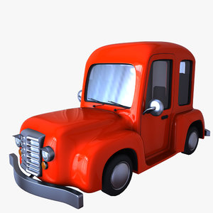 max cartoon car
