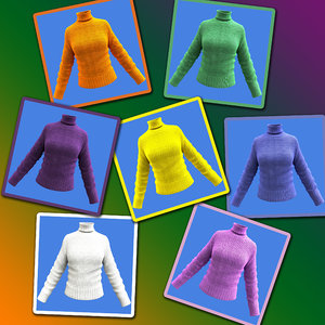 female woolen shirt - max
