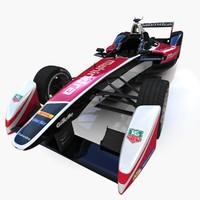 Formula E Mahindra