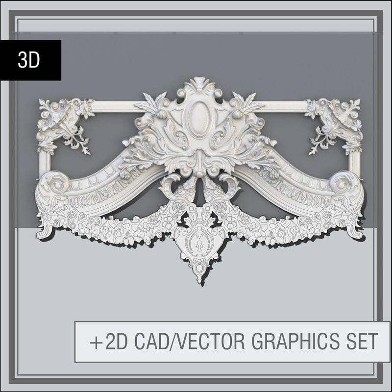 vsct-34 swag ornament max free